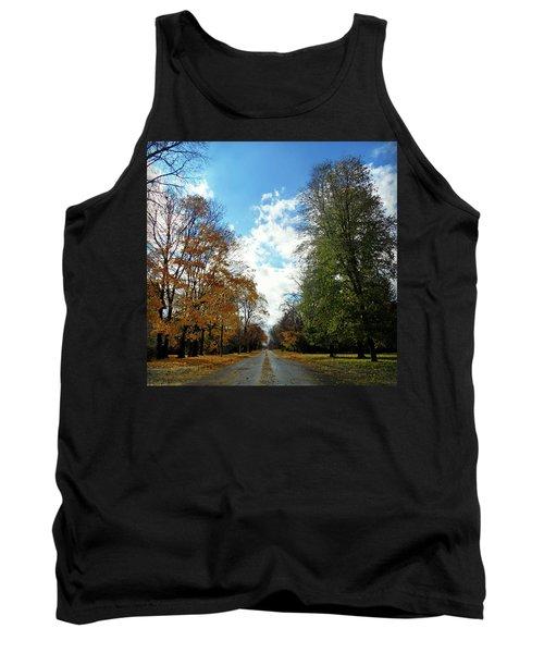 Autumn Conquers Tank Top