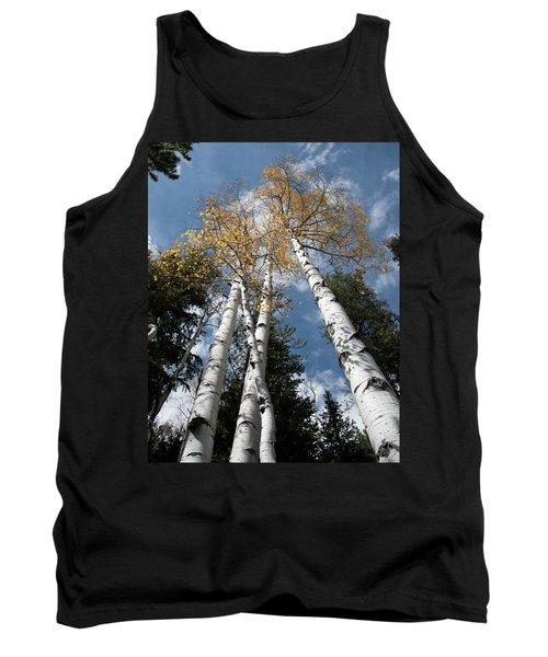Autumnal Aspen Tank Top