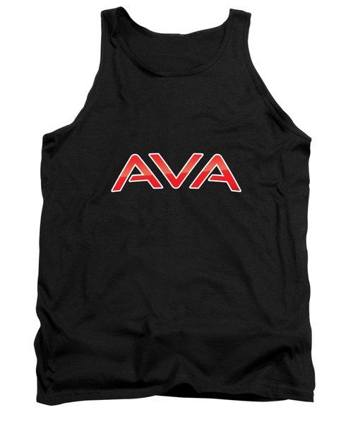 Ava Tank Top