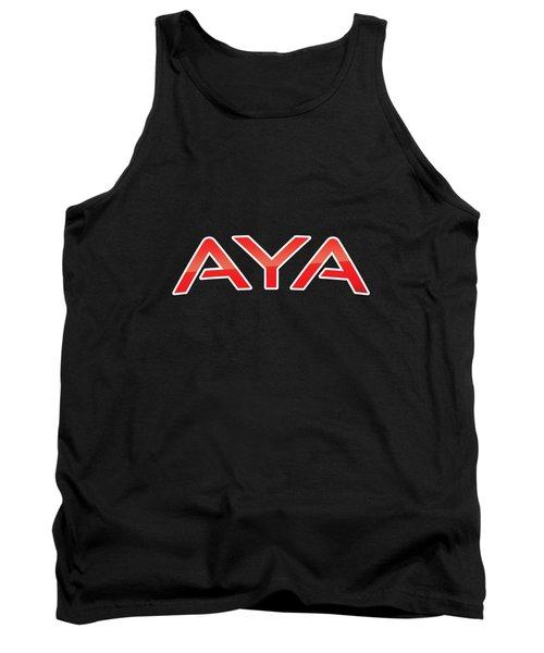 Aya Tank Top
