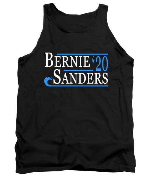 Bernie Sanders Blue Wave 2020 Tank Top