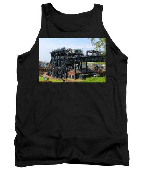 Boat Lift Tank Top