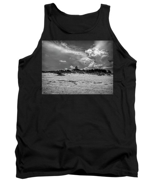 Boca Grande Lighthouse Tank Top