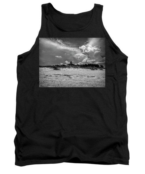 Boca Grande Lighthouse Tank Top