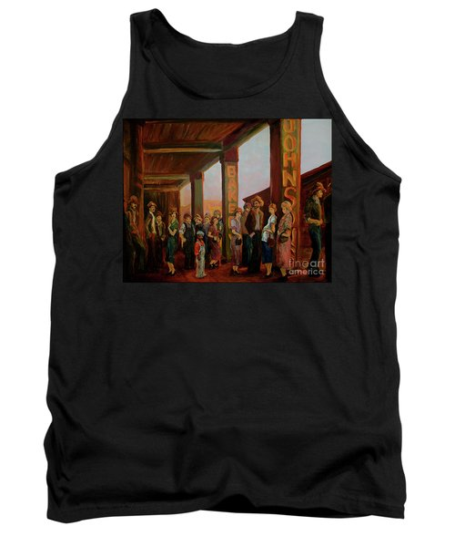 Bread Line Tank Top
