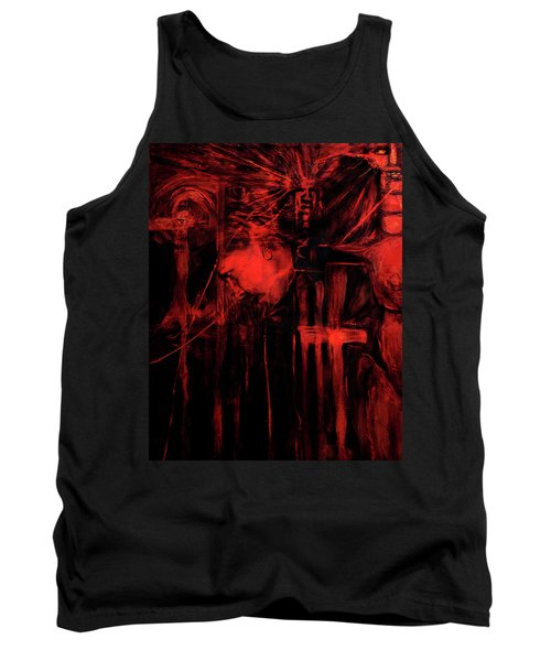 By Way Of The Holy Tank Top