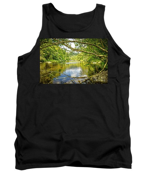 Canal Pool Tank Top