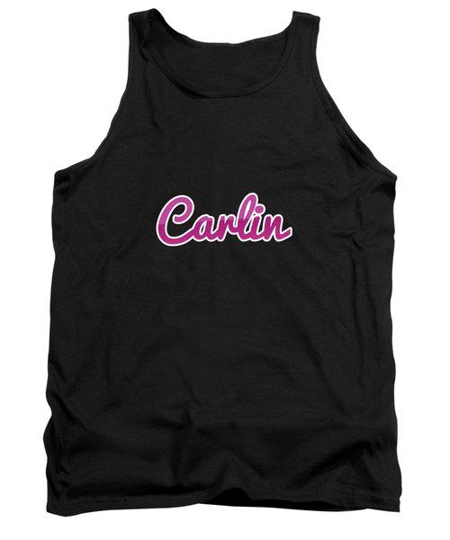 Carlin #carlin Tank Top
