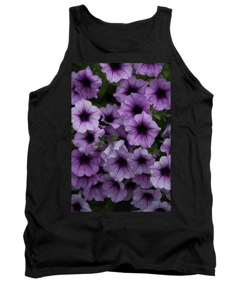 Cascade In Violet Tank Top
