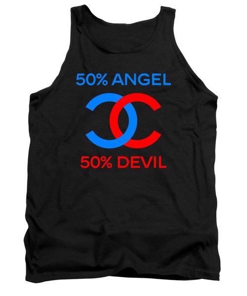 Chanel Angel Or Devil-2 Tank Top