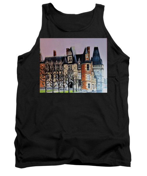 Chateau De Maintenon Tank Top