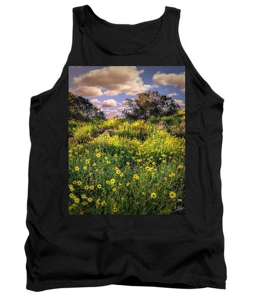 Chatsworth Wildflower Bloom Tank Top