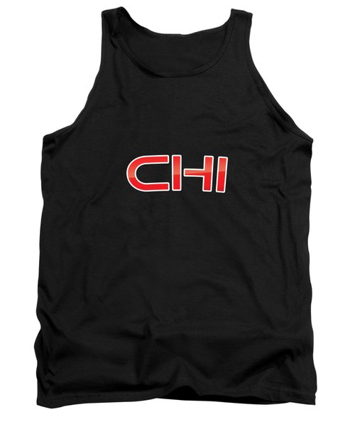 Chi Tank Top