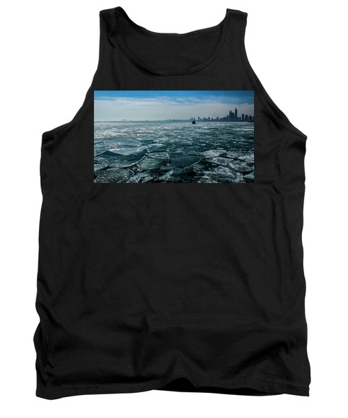 Chicago From Navy Pier 2 Tank Top