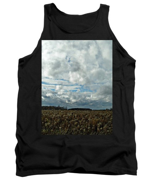 Clear Cloudy Day Tank Top