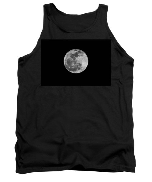 Full Cold Moon Tank Top