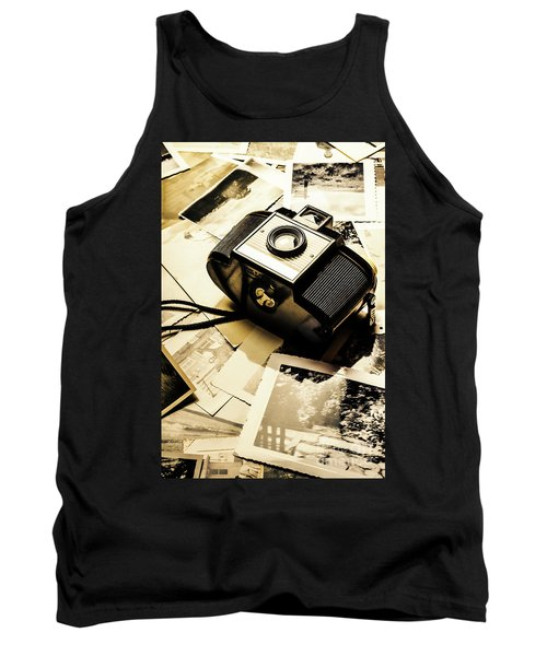 Collecting Scenes Tank Top