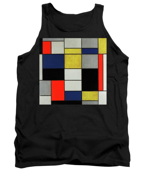 Composition, 1919-1920 Tank Top
