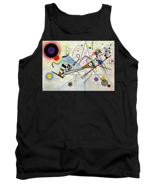 Composition 8 - Komposition 8 Tank Top