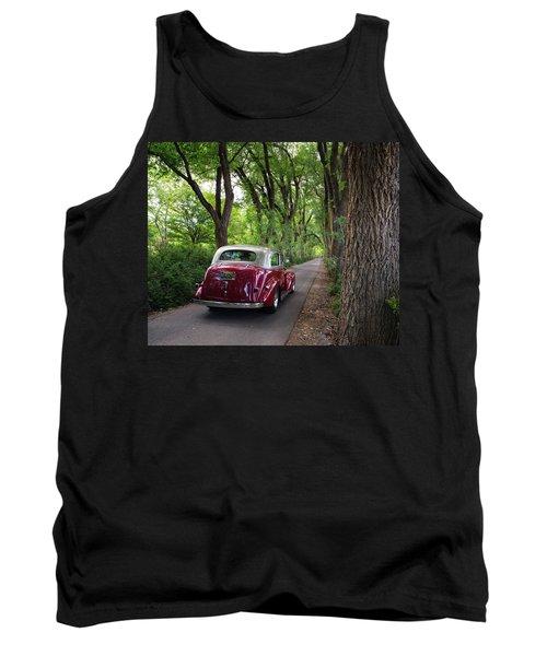 Cottonwood Classic Tank Top