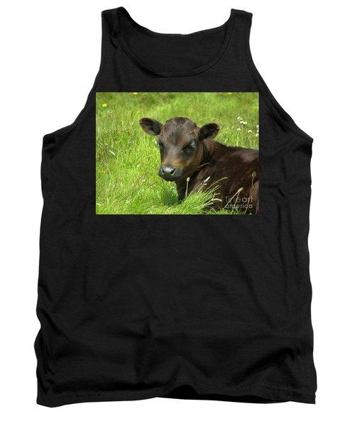Cute Cow Tank Top