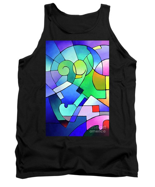 Daydream Canvas One Tank Top