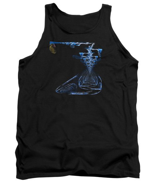 Diogenes - Still Searching Tank Top