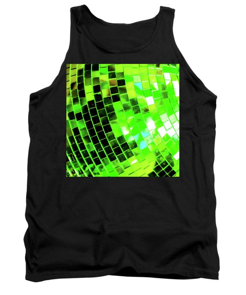 Disco Ball 2 Tank Top