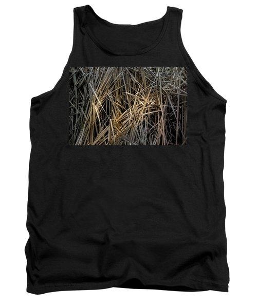 Dried Wild Grass IIi Tank Top