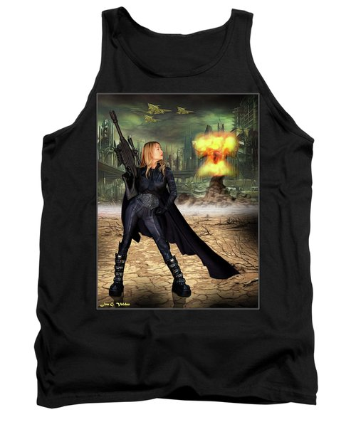 End Game Tank Top