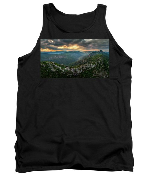 Epic Linville The Chimneys Tank Top