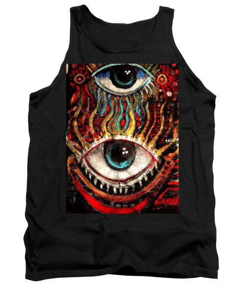 Eyes On You Tank Top