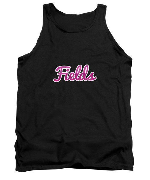 Fields #fields Tank Top