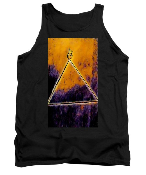 Fire And Balance Tank Top