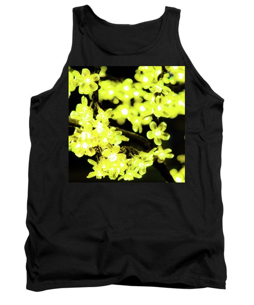 Flower Lights 6 Tank Top