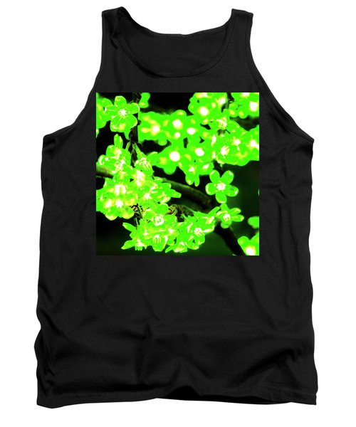 Flower Lights 7 Tank Top