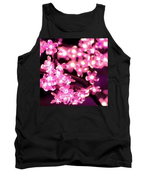 Flower Lights 9 Tank Top