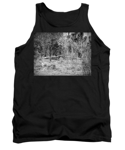 Footbridge To Nowhere Tank Top