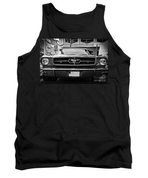Ford Mustang Vintage 1 Tank Top