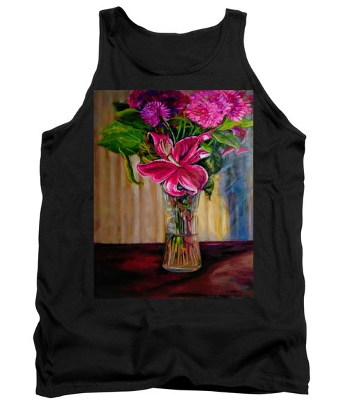 Fragrance Filled The Room Tank Top
