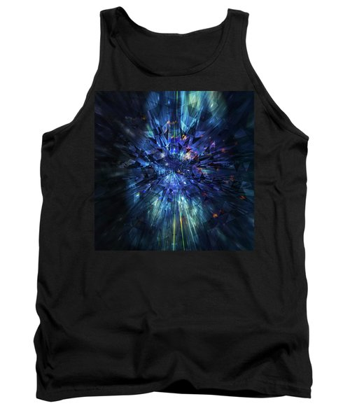 Galactic Crystal Tank Top