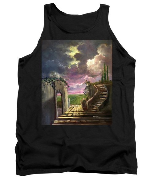 Garden Of The Ancients Tank Top