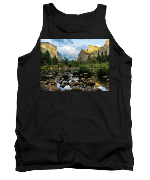 Gates Of The Valley 3 Tank Top