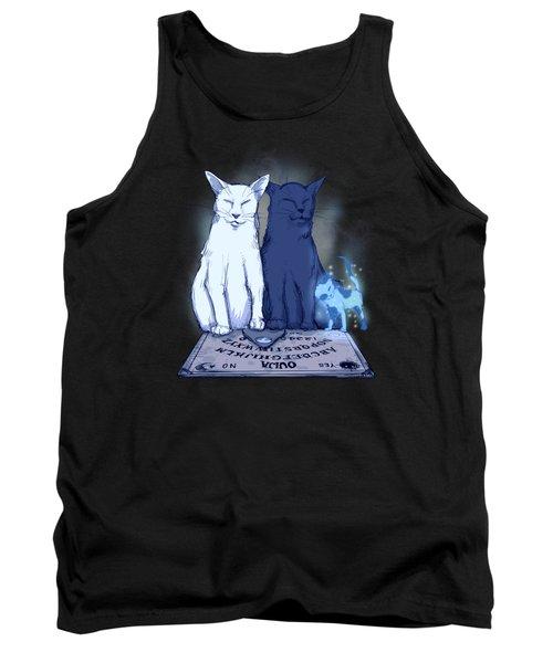 Ghost Kitten Tank Top