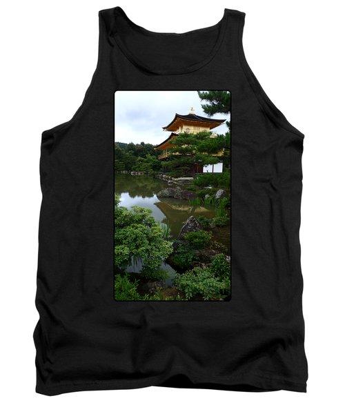 Golden Pavilion-kyoto Tank Top