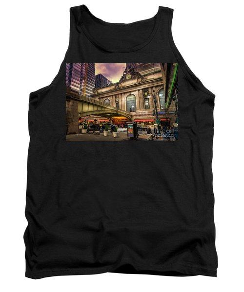 Grand Central Terminal Tank Top