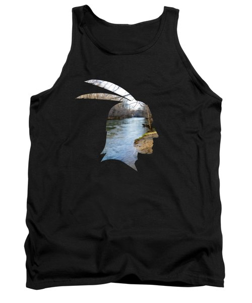 Great Spirit Of The Water Tank Top