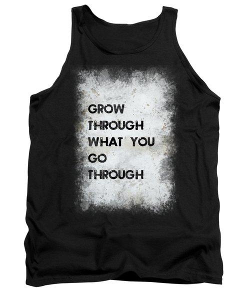 Grow Through Tank Top