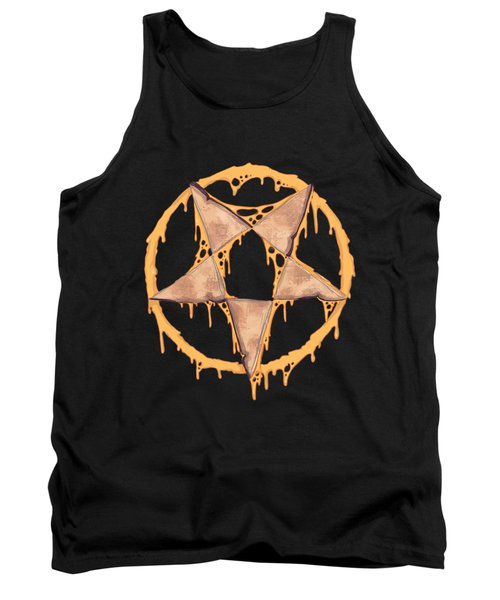 Hail Grilled Cheese Tank Top