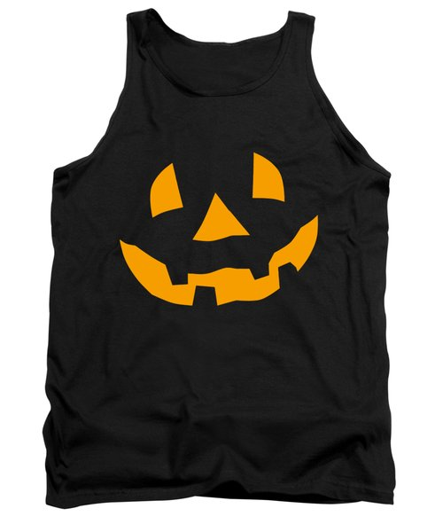 Halloween Pumpkin Tee Shirt Tank Top